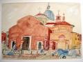 'Padua Cathedral and Baptistry'
