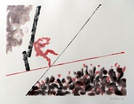 Balancing act - Nick Bridson Baker