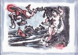 'Perseus & Andromeda 2'