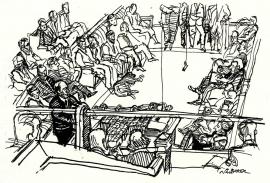 'The Gulf War Emergency Debate'