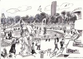 'Jardin du Luxembourg' 2002