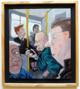 'Commuters 1' (of 4)