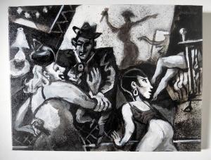 Film Noir 'shadow'