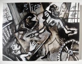 Film Noir 'wheel'