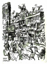 Calcutta India 2002