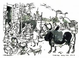 Puri Orissa India 2001