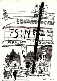 Leon Nicaragua 1988